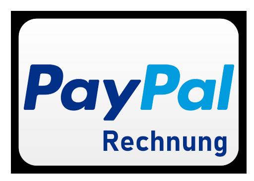 Paypal Rechnung Logo