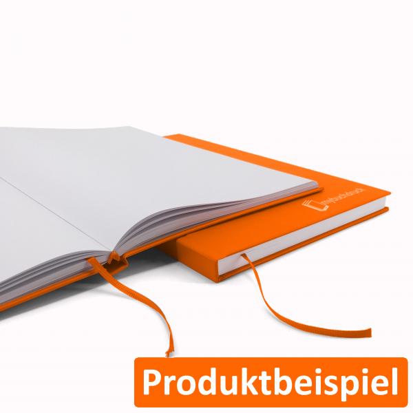 Hardcoverbuch mit Fadenheftung